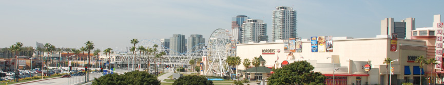 Downtown Long Beach 2011